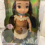 Кукла Дисней аниматорс Покахонтас,Специальный выпуск  Disney Animators Special Edition