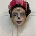 Голова Barbie Dia De Muertos 2 , Диа Де Муэртос 2