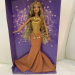 БАРБИ ДИВА вся в Блеске( Золотое платье), Barbie Diva Collection All That Glitters Sublime Diva