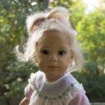 Куплю дорого куклу Киру от Элизабет Линдер