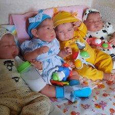 Наши малыши фотосессия! Куколки из Испании
