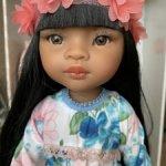 Продам куколку Паоло Рейна .