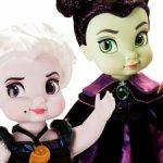 КУПЛЮ Disney Animators' Collection Ursula & Maleficent Dolls