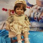 Характерная испанская кукла Panre Frederike Hertz