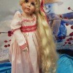 Златовласка Амелия by Donna Rubert и Paradise Galleries