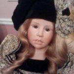Кукла Janna от HildeGard GunZel WPM 15000 р.Скидка!!