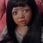 Коллекционная фарфоровая кукла Милли от Christine Orange