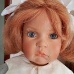 Коллекционная кукла Пикколина Биггидур от Гидегард Гюнцель 65 см.