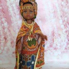 Африканский наряд