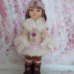Национальный Чукотский наряд #2