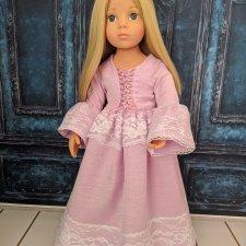 Платье на куклу Готц#три варианта расцветки