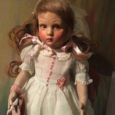 Фетровая кукла Lenci