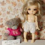 Панталончики из батиста на кукол 15-17см(PukiFee, Lati, Luts и другие соразмерные)