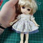 Платье для кукол пукифи/лати
