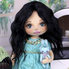 Текстильная кукла (фотобзор)
