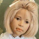 Красивая девочка от Sigikid. Коллекция 1997 года