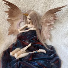 Николь Doll Chateau Nicola-A. Зачем девушке штангенциркуль