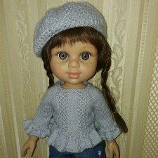 Моя новая испанская куколка. Сравнение тел
