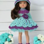 Комплект для кукол Паола Рейна