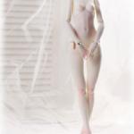 Тело Dollzone MSD DZ 42cm Girl Body (B45-012), цвет нормал пинк