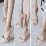 Куплю туфли на кукол TenderCreation (новое тело)