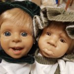 Испанские характерные куклы