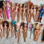 Куклы Барби. Цена за всех.