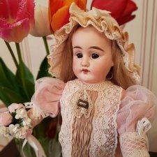 Моя первая антикварная кукла Bähr & Pröschild 340 DEP