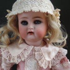 Фрау Роз и наша куколка