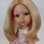 Необыкновенная Клаудия Паола Рейна, полячка с редким цветом волос