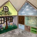 Кукольный дом для кукол Петит Блайз, ЛПС, Долсен, мини Пулип.
