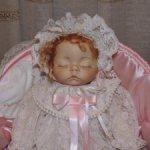Авторская кукла Serenity по молду Дианы Эффнер
