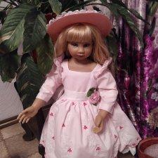 Кукла от Angela Sytter