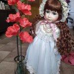 Продам зеленоглазую немецкую девочку Ангелину от Dourt Doll