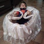 Переноска для реборнов и других кукол