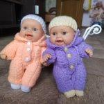 Две куколки лотом от Паоло Рейна