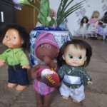 Две куколки Германия, Япония