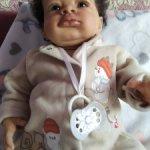 Кукла реборн мальчик из молда Ольги Ауэр Джани