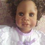 Кукла Джина от Ангелы Суттер