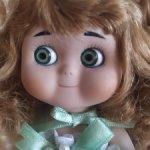 Интересная куколка Dolly Dingle от Goebel