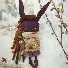 лесной кролик