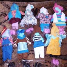 Комплект одежды для малышек!
