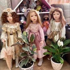 Аделина - девочка мечта. Три сестрички Заверужински