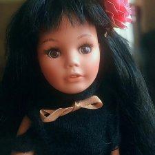 У каждой женщины должно быть маленькое черное платье. Или как маленькое платье решило судьбу одной куколки