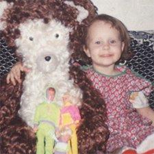 Мое детство и куклы в 90-ых