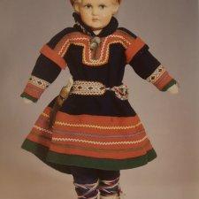 Куклы Норвегии - 40-50 годы