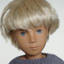 Sasha doll Sasha Morgenthaler Gregor 1973-74 года выпуска (Саша Моргенталер Грегор)