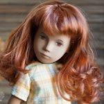 Sasha doll Sasha Morgenthaler (Саша Моргенталер) рыжеволосая