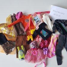 Большой лот одежды для Барби (2)