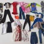 Разная одежда для Барби